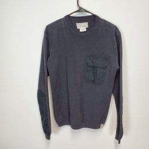 Loomstate  !Act Natural! Men's Sweater Size Medium